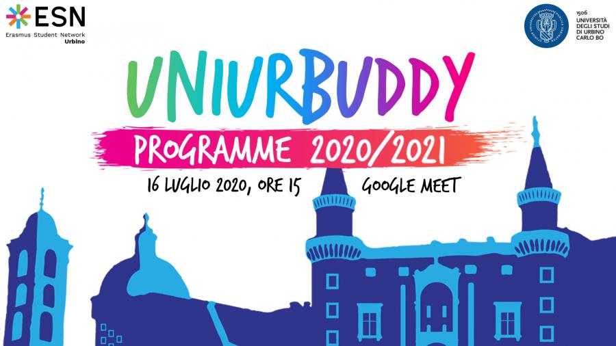 Uniurbuddy Programme 2020/2021 | ESN Urbino